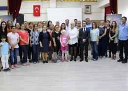 İzmir Ticaret Odası İlkokulu - Okulumda Günışığı Projesi - 2018