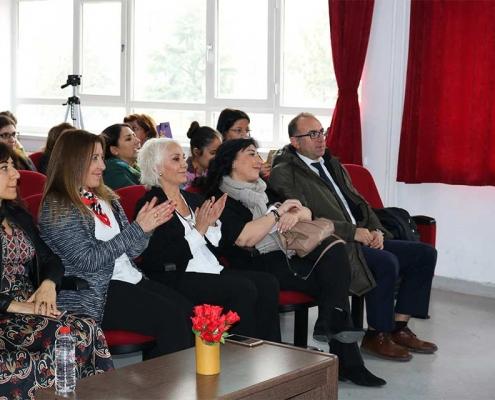 Az Gören Eğitimi İşlevsel Görme Çalışmaları, Muammer Şahin Ortaokulu. Altındağ - Ankara 2018