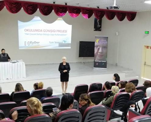 Günışığı-Projesi, Mersin Yenişehir Aydınlıkevler İlkokulu - 2019
